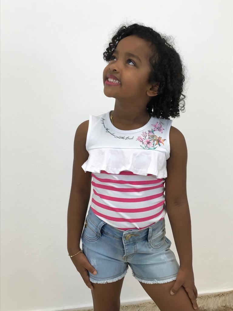 Modelo Mirim Natural De Guanambi Chega Aos 6 Anos De Idade E
